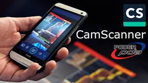 Fig. Utilice CamScanner para digitalizar documentos #RevistaTino