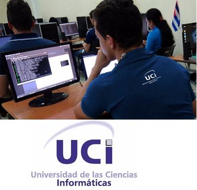 Fig. 3. Universidad de las Ciencias Informáticas #RevistaTino