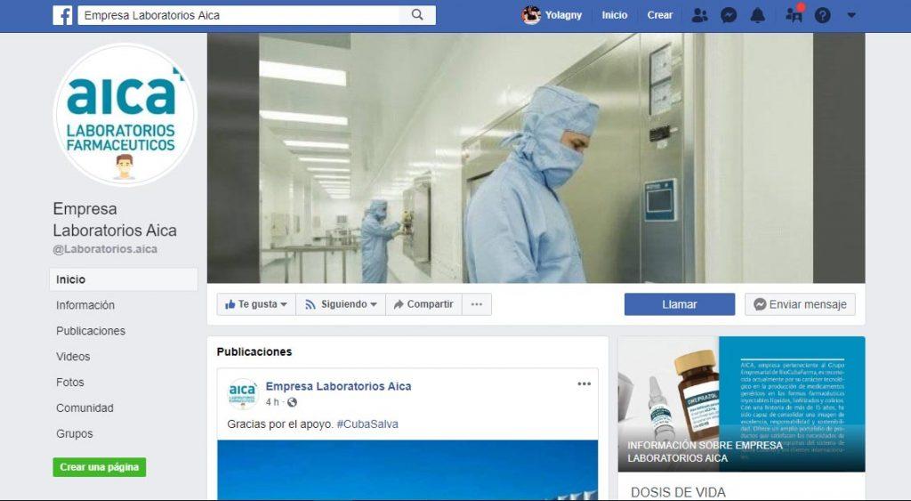 Laboratorios AiCA - #RevistaTino