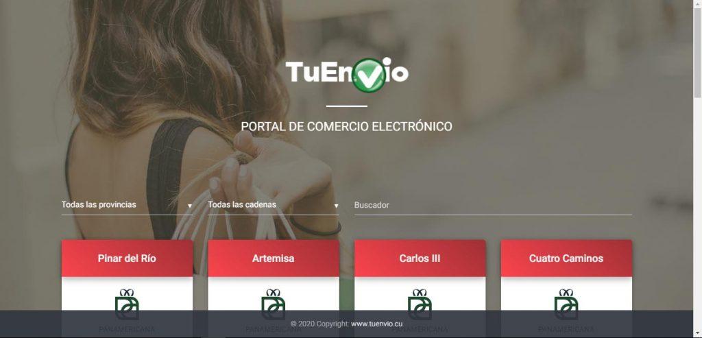 TuEnvío.cu. Artículo  Lboratorios AiCA, entuMovil y más - #RevistaTino