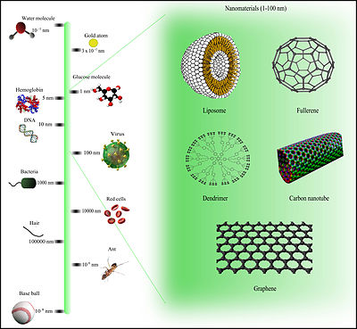 Fig. 1. La nanotecnología en función de la vida. - #RevistaTino