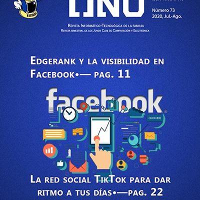 Portada Tino 73 portada - #RevistaTino