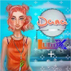 Fig. 2. Dana videojuego creado por LUDOX - #RevistaTino
