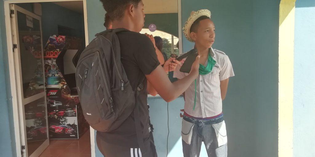 Fig. 4. Después de la COVID-19 en Bayamo: Joven Club te conecta al verano. - #RevistaTino