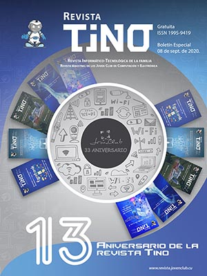 Boletín Especial Revista Tino
