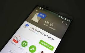Fig. Síntesis de voz de Google. #RevistaTiino