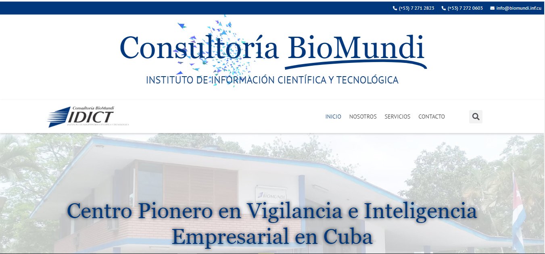 Consulturía BioMundi - @RevistaTino