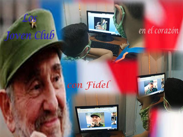 Fidel y los Joven Club #RevistaTino
