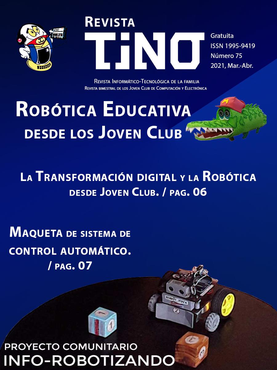 Revista Tino Número 74 - #RevistaTino