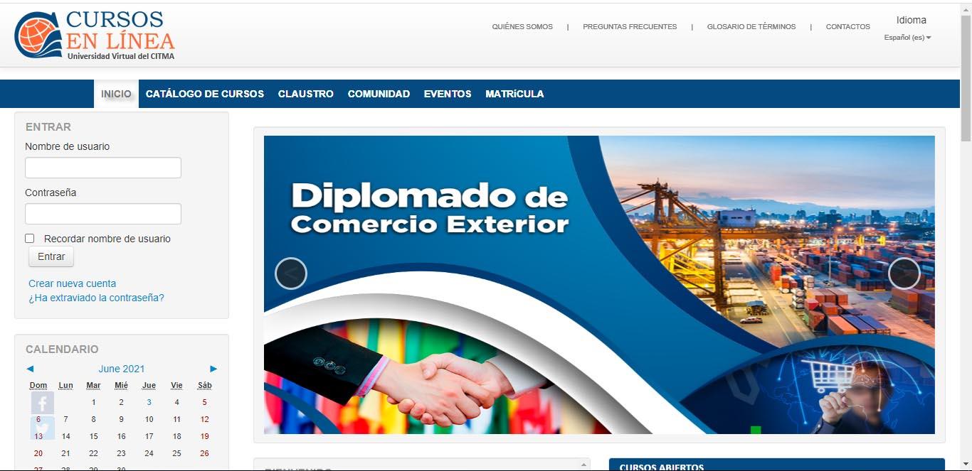 Cursos en línea (CITMATEL) - #RevistaTino