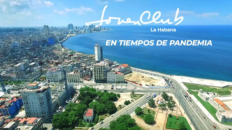 Joven Club La Habana en tiempos de pandemia