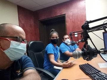 Trabajo con los Medios de Prensa en Joven Club Cienfuegos.- #RevistaTino