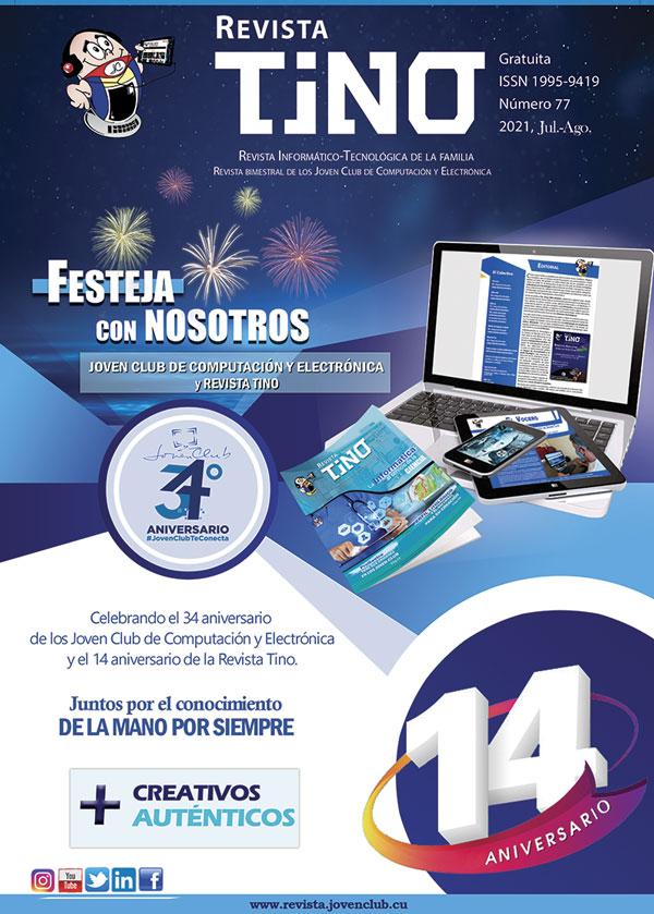 Revista Tino Número 77 - Boletín Especial